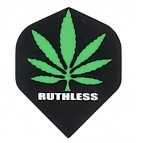 Ruthless Black Green Leaf (nx354)