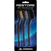Mission RESTORE 3 BRUSH Cleaning Kit