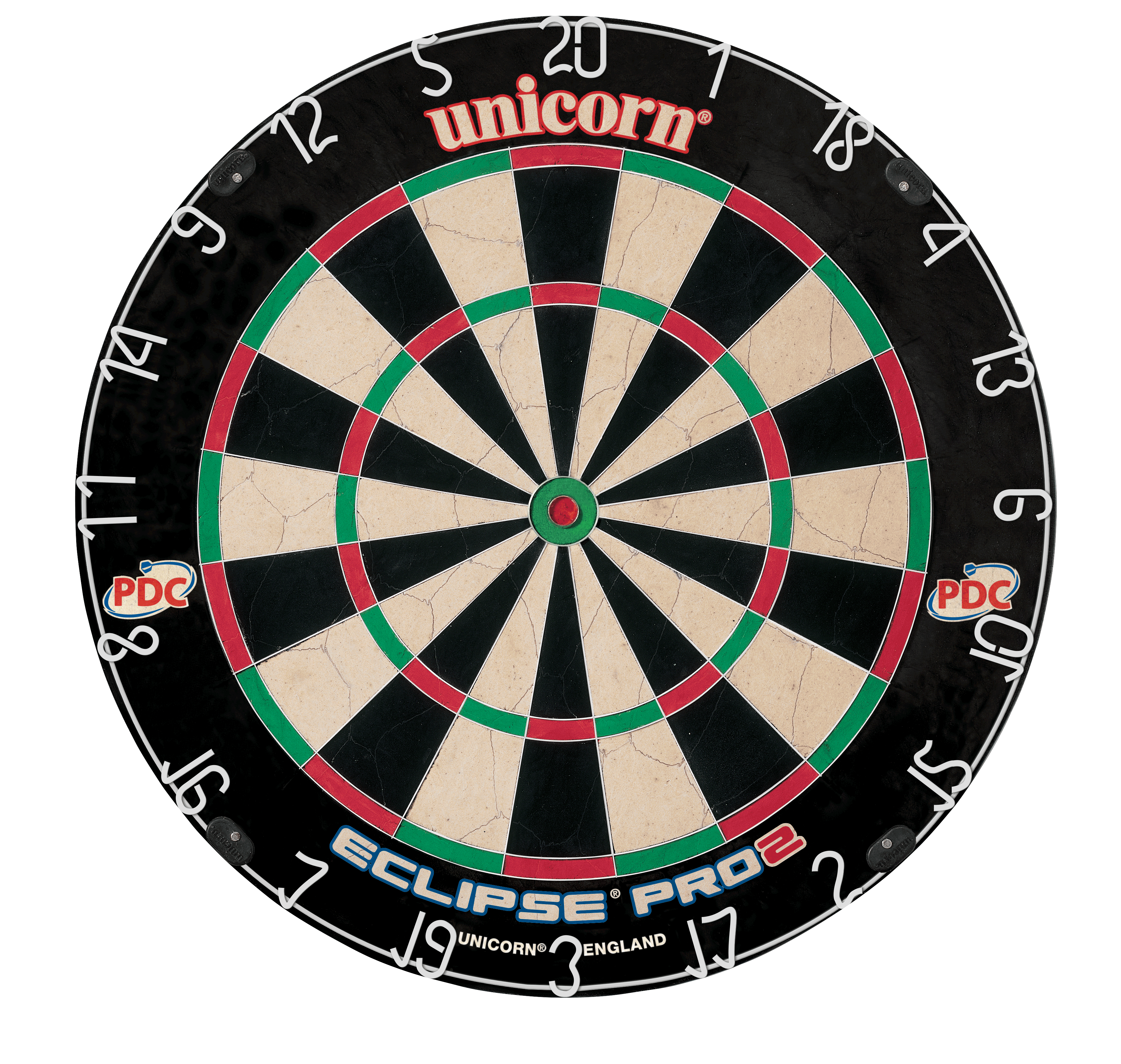 Unicorn Eclipse Pro2 DartBoard NEW 2017