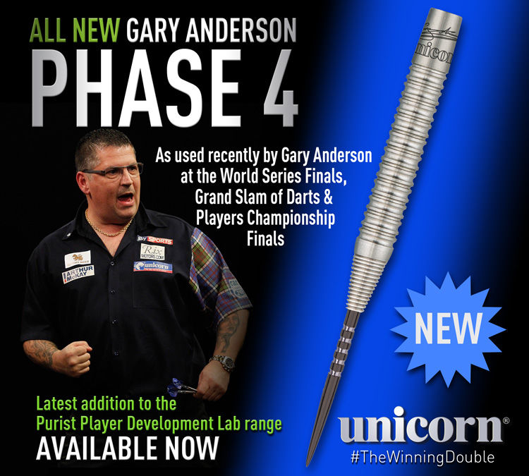 Gary Anderson Phase 4