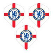 Chelsea Football Flight White (FF03)(nx624