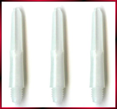 White Ex Short Deflectagrip 28mm Bulk deal 10 Sets