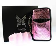 Pink Wallet Bull Caddy