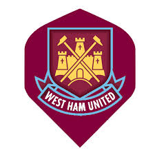 West Ham Football Flights (nx632)