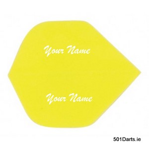 50 sets Yellow Standard Personalised
